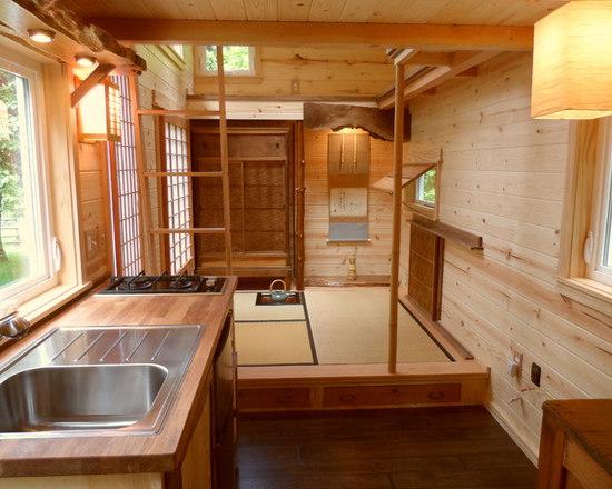 japanese kitchen | houzz