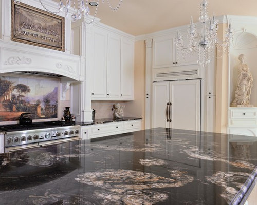 Titanium Granite Countertop Houzz