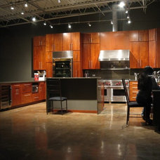 Modern Kitchen by Vera Decorative Concrete