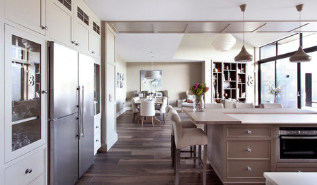 Houzz Tour: An Airy Farmhouse With a Show-stopping Kitchen-diner