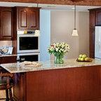 Grand Tuscany Kitchen - Traditional - Kitchen ...