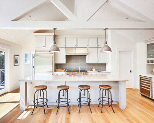 Open Truss Ceiling Houzz