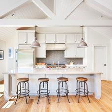 Farmhouse Kitchen by Decker Bullock Sotheby's International Realty