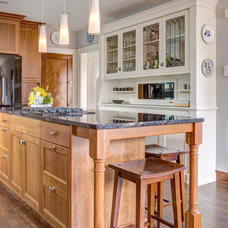 Traditional Kitchen by Orion Design, Inc.