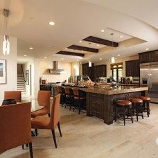 Contemporary Kitchen by Todd Peddicord Designs