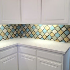 Eclectic Kitchen by Classic Tile & Mosaic (Culver City/WestAdams)