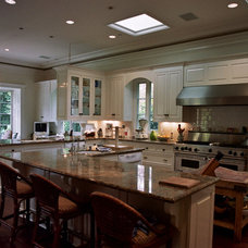 Traditional Kitchen by Susan Jay Design
