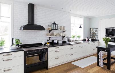 Köksguide: Fräschare luft med rätt köksfläkt