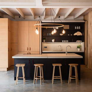 Tom Raffield Kitchen