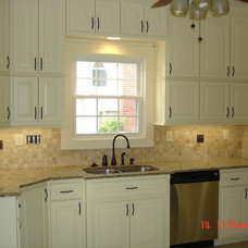 Traditional Kitchen by J. Guy Construction