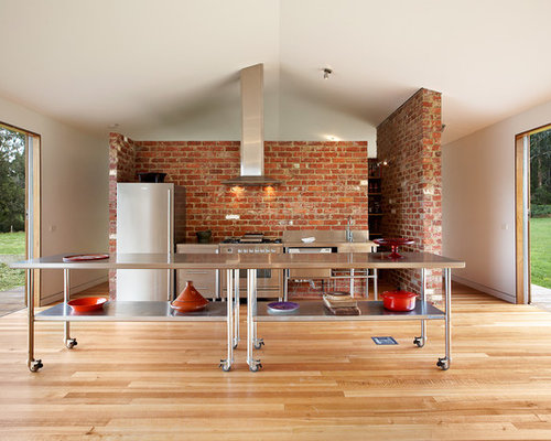 Commercial kitchen houzz for Boro kitchen cabinets inc