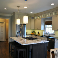 Traditional Kitchen by Sterling Construction, Inc.