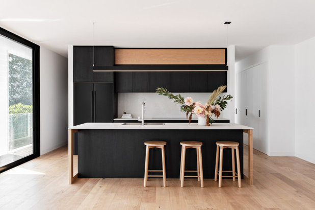 Модернизм Кухня by Hemma Interiors