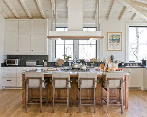 Stove Top In Island Home Design Ideas, Pictures, Remodel ...