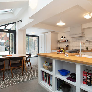 Topsfield N8 - kitchen extension