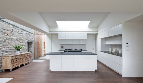 Houzz Tour: A Scottish Croft Creatively Transformed for Flexible Living