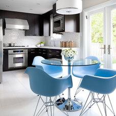 Modern Kitchen by Brandon Barré Architectural Interior Photographer