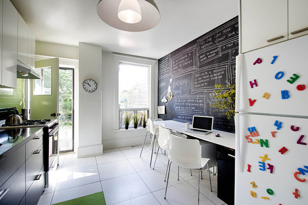 These 20 Stylish Kitchen Designs Will Inspire You To Redesign Yours: 20 Fabulous Feature Wall Ideas