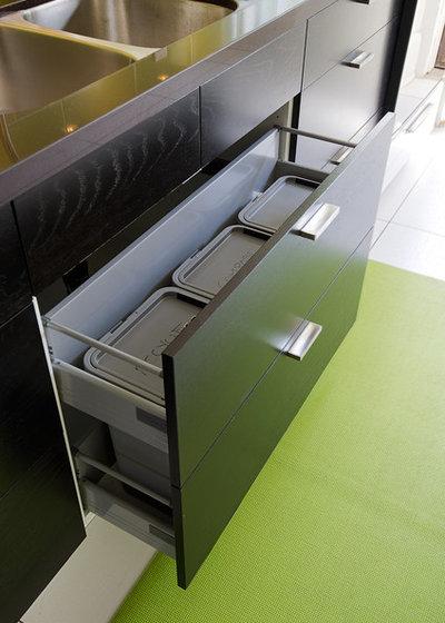 コンテンポラリー キッチン by Affecting Spaces