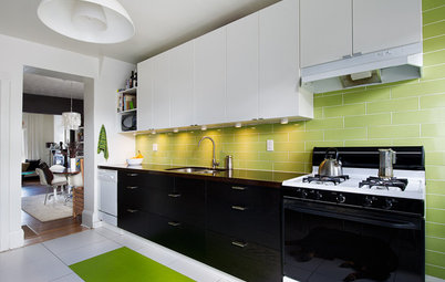 Kitchen of the Week: Budget-Friendly Boosts in Toronto
