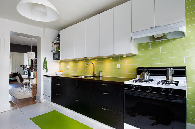 contemporary kitchen by Affecting Spaces