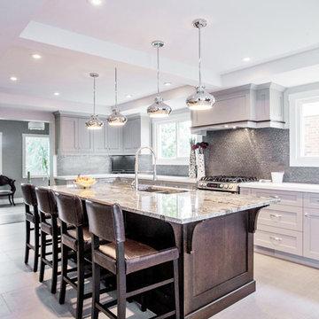 Toronto Main Floor Home Renovation