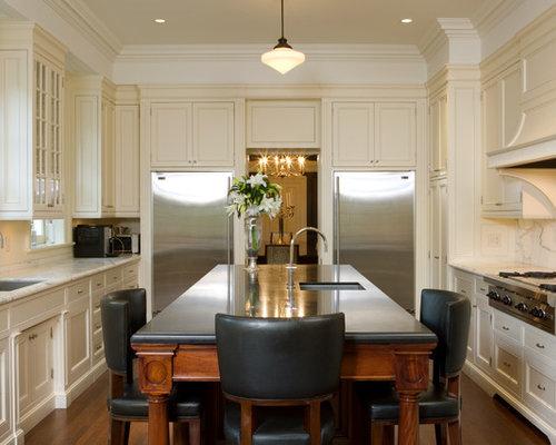 Separate Fridge Freezer Home Design Ideas Pictures