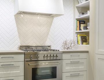 Toronto Showroom - Modern Classic Kitchen