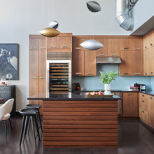 Houzz Tour: More Character for an Industrial Loft in Toronto