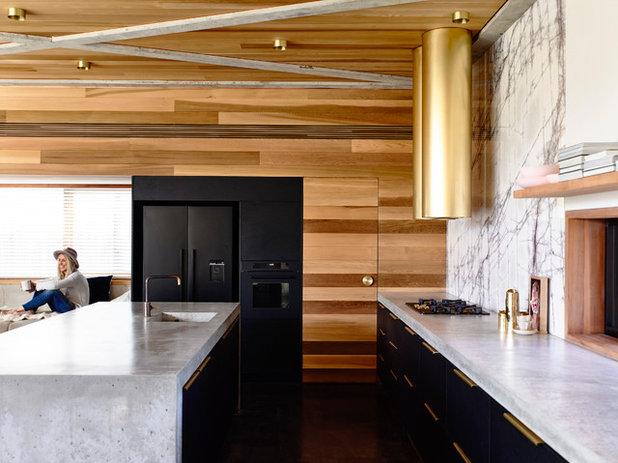Modern Küche by Auhaus Architecture