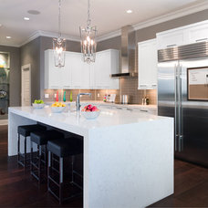 Contemporary Kitchen by Cambria