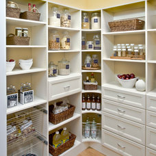 Traditional Kitchen by Total Organizing Solutions