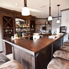 Traditional Kitchen by Toulmin Homes