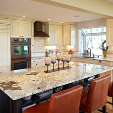 Traditional Kitchen by Patrick Murphy Builders, LLC