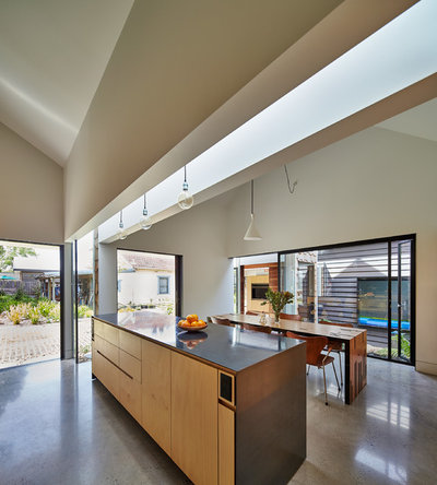 Contemporary Kitchen by Austin Maynard Architects