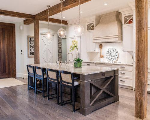 11 Best Rustic Kitchen with White Appliances Ideas & Decoration ...