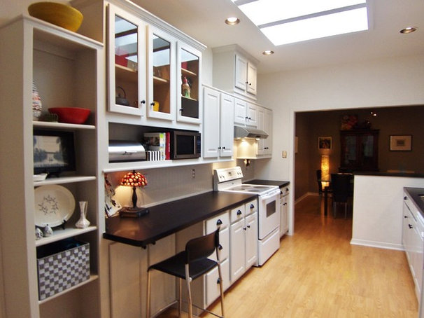 Traditional Kitchen Townhome