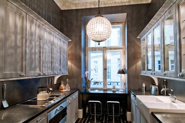 Classique Cuisine by FJ Interior Design