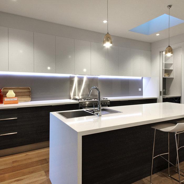 Contemporary Townhouses   Living Interior Design & Decoration
