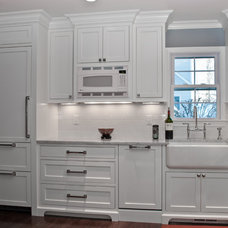 Traditional Kitchen by New England Artisans Remodeling & Design Group