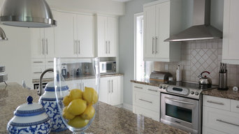 Townhouse Residence- Barrie Premiere Paint & Design Professionals