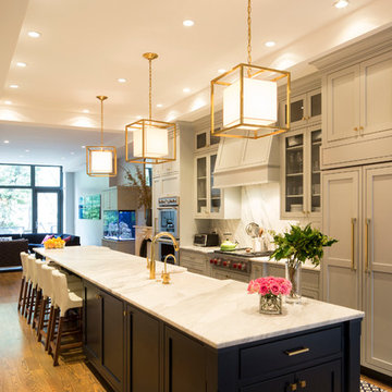Townhouse Transitional