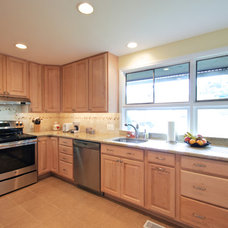 Traditional Kitchen by ADR Builders, Ltd.