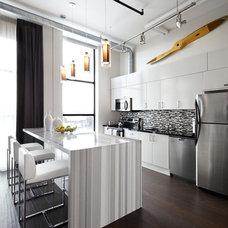 Modern Kitchen by LUX Design