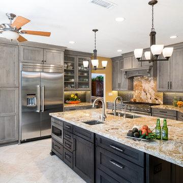 Trabuco Canyon Kitchen - Jasper Hills Rd.