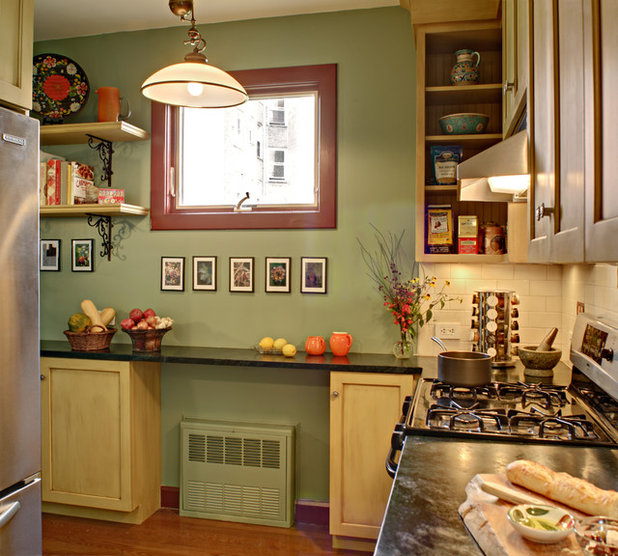 Bungalow Interior Design Kitchen: Kitchen Of The Week: Bungalow Kitchen's Historic Charm