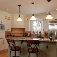 Traditional Kitchen by Letitia Little Interior Design