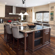 Traditional Kitchen by Denca Distributors