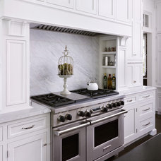 Traditional Kitchen by Morgante Wilson Architects