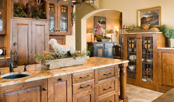 Traditional Alder Kitchen